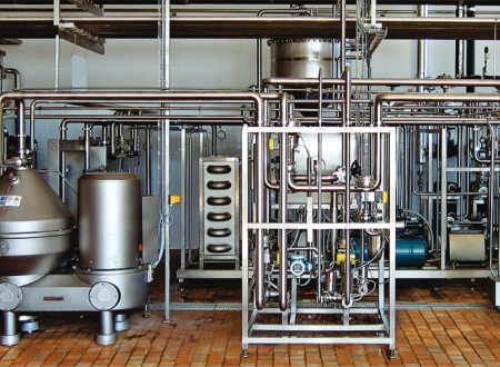 Dairy Plant Operations